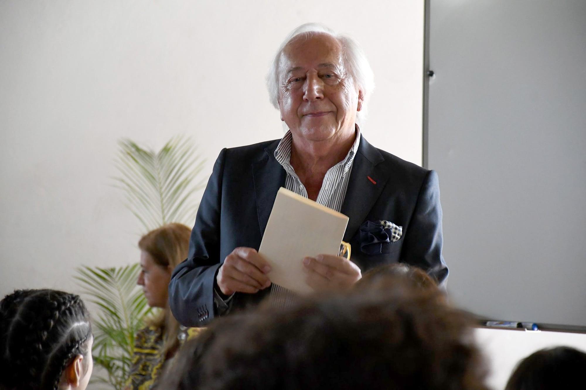 Ciclo de Palestras – José Costa Reis