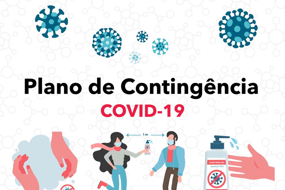 Informação n.º 2 – Plano Contingência COVID-19