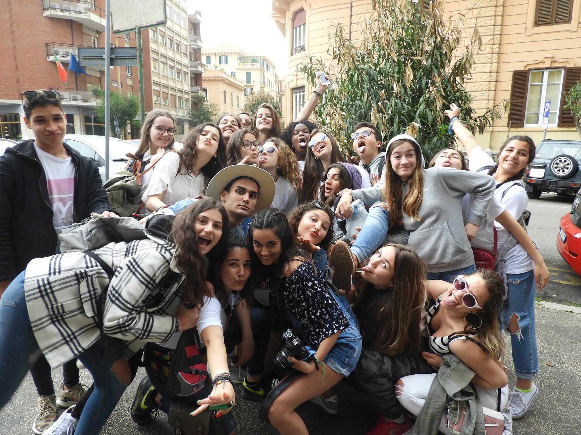 Viagem de Estudo a Roma