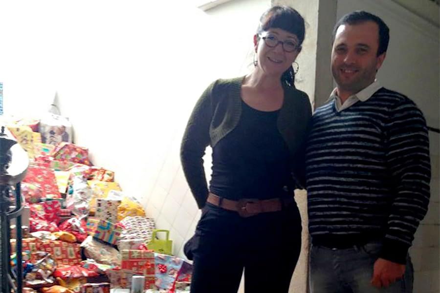 IDS Abraça Projeto Solidário