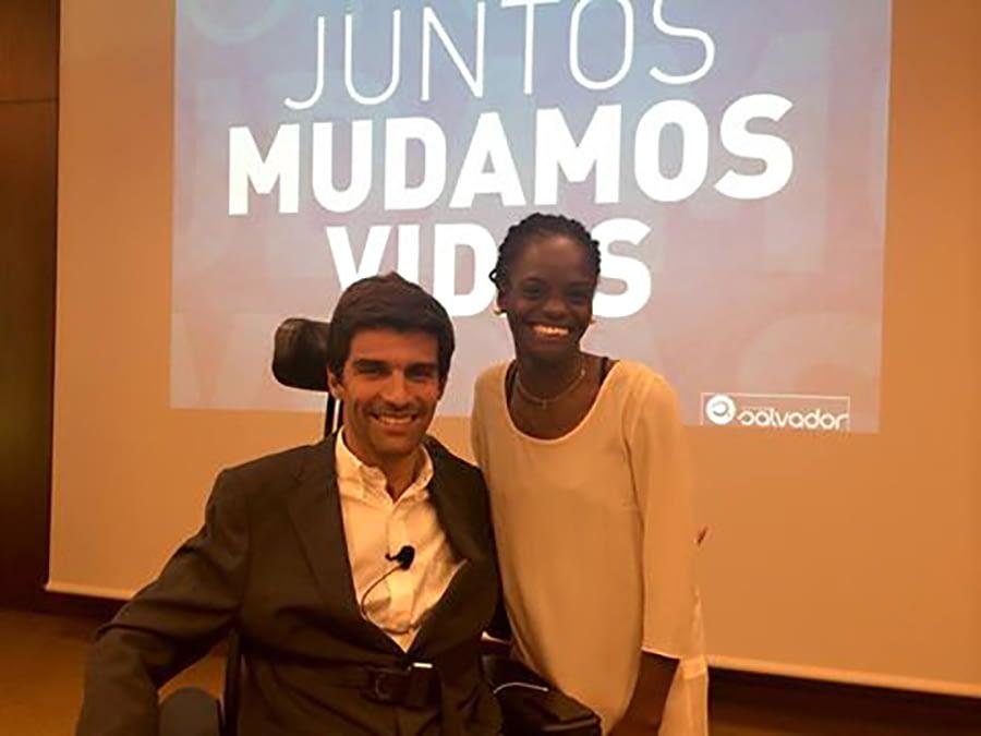 Fundação Salvador apoia projeto de aluna do IDS